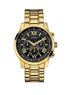 guess-horizon-guess-mens-chronograph-gold-bracelet-watch