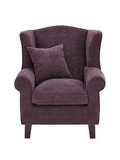 ideal-home-denton-fabric-wing-chair