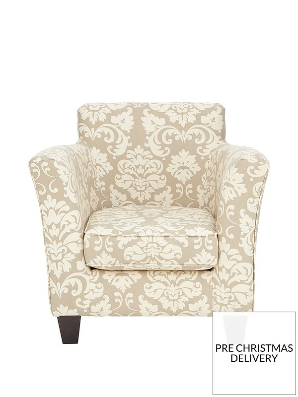 Marvelous Nancy Printed Fabric Accent Chair Forskolin Free Trial Chair Design Images Forskolin Free Trialorg