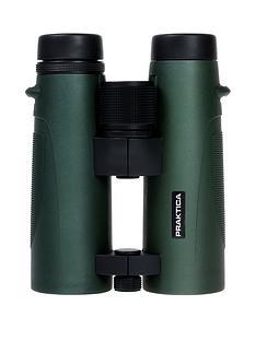 praktica-praktica-ambassador-fx-10x42mm-ed-waterproof-binoculars-green