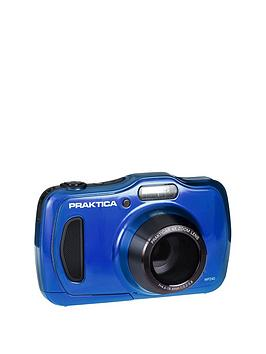 praktica-luxmedia-wp240-waterproof-camera-blue