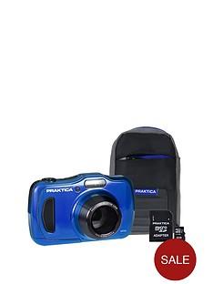 praktica-praktica-luxmedia-wp240-wtprf-blue-camera-kit-inc-8gb-microsd-card-amp-case