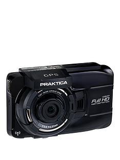 Praktica 10GW Car Dash Camcorder with GPS and Wireless