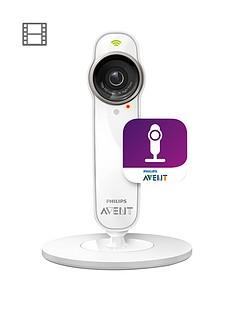 avent-philips-scd86005-ugrow-smart-baby-monitor