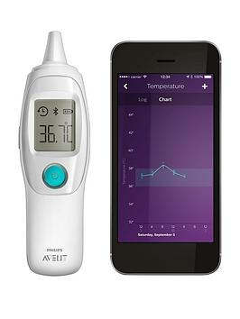 avent-philips-sch74086-ugrow-smart-ear-thermometer
