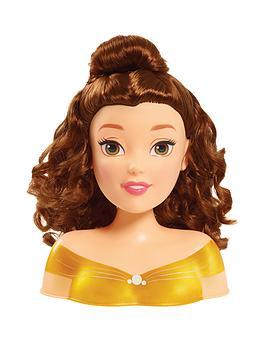Photo of Disney princess beauty & the beast belle styling head