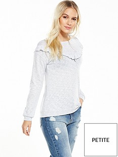 v-by-very-petite-petite-long-sleeve-frill-sweat