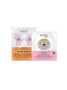 nails-inc-face-inc-by-nails-inc-cat-nap-and-shine-bright-hand-mask-duo