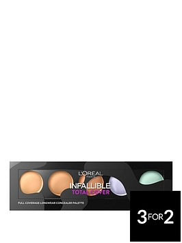 loreal-paris-infallible-total-cover-concealer-palette