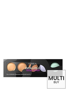 loreal-paris-infallible-total-cover-concealer-palette