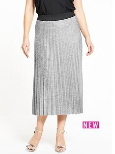 so-fabulous-silver-metallic-pleat-skirt