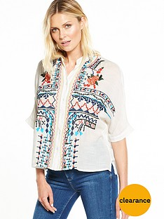 v-by-very-embroidered-crinkle-shirt-ivory