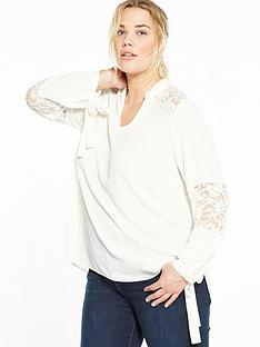 so-fabulous-lace-tie-sleeve-blouse-ivory