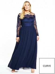chi-chi-london-curve-curve-lace-top-maxi-dress-navy