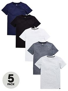 v-by-very-5pk-t-shirts