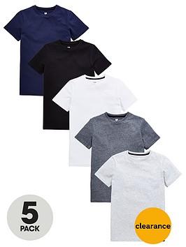 v-by-very-5pk-t-shirts