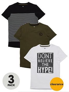 v-by-very-3pk-t-shirts