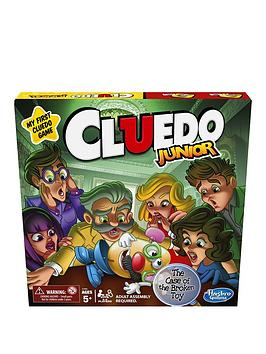 Image of Cluedo Junior Children's Board Game Toy 2-6 Players Ages 5+