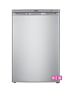 swan-sr8120s-55cm-under-counter-freezer--nbspnext-day-delivery-silver