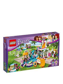 lego-friends-41313nbspheartlake-summer-pool