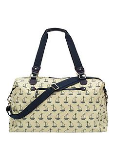 pink-lining-bridget-hospital-holdall-bag-navy-and-cream-boats