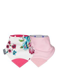 cheeky-chompers-neckerchew-2-pk-baby-baby-joules-anna-floral