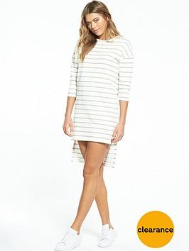 native-youth-breton-dress-with-dropped-hem-whiteoatmeal