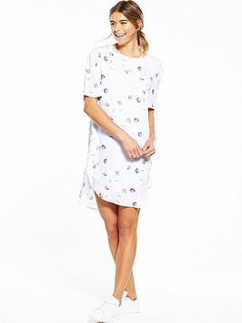 native-youth-native-youth-paint-drop-curved-hem-t-shirt-dress
