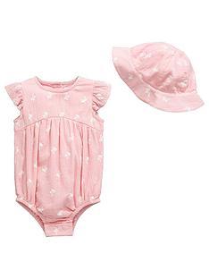 ladybird-baby-girls-muslin-bodysuit-and-sun-hat-set