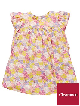 mini-v-by-very-girls-floral-pom-pom-frill-sleeve-dress