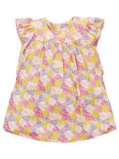 mini-v-by-very-toddler-girls-floral-pom-pom-frill-sleeve-dress