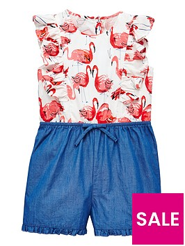 mini-v-by-very-girls-flamingo-print-playsuit