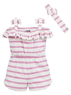 mini-v-by-very-girls-stripe-playsuit-amp-headband