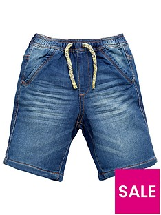 mini-v-by-very-boys-jogger-denim-shorts