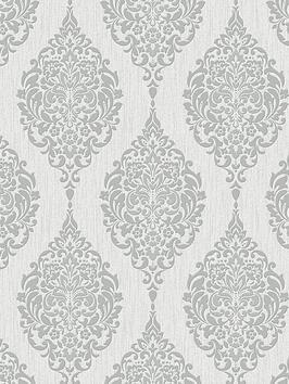 superfresco-luna-grey-wallpaper