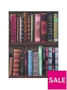 graham-brown-book-shelf-wallpaper