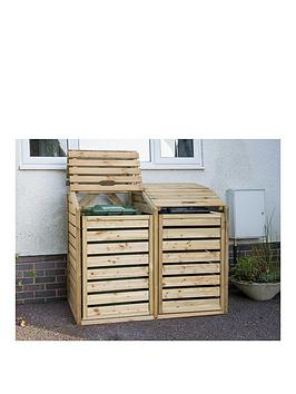 forest-double-wheelie-bin-hide