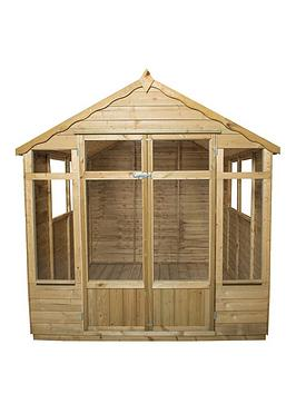 forest-7-x-7ft-oakley-overlap-pressure-treated-summerhouse