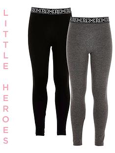river-island-girls-black-and-grey-leggings-two-pack