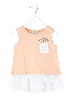 river-island-mini-mini-girls-coral-crochet-peplum-tank-top