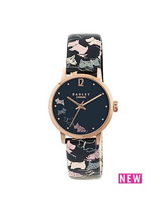 radley-radley-doodle-dog-watch-gold-plated-case-midnight-genuine-leather-strap