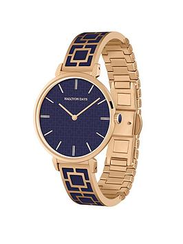 halcyon-days-maya-blue-dial-blue-ceramic-bracelet-ladies-watch