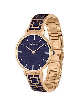 halcyon-days-maya-blue-dial-blue-ceramic-bracelet-ladies-watch