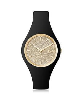 ice-watch-ice-glitter-analogue-blackgold-glitter-silicone-watch