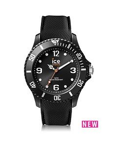 ice-watch-ice-sixty-nine-black-woven-effect-silcone-strap-watch