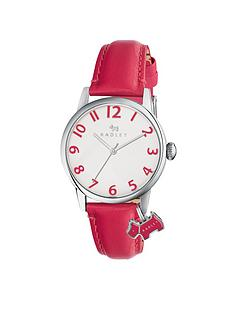 radley-radley-white-dial-dog-charm-pink-strap-ladies-watch