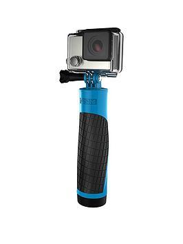 pny-ergonomic-floating-grip-for-action-camera-blue