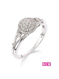 9ct-white-gold-18-point-diamond-cluster-ring