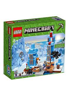 lego-minecraft-21131-the-ice-spikesnbsp