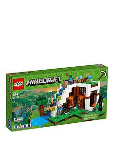 lego-minecraft-21134-the-waterfall-base